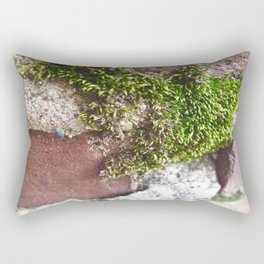 Moss the Sewer  Rectangular Pillow
