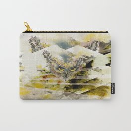 Nightowl geom Carry-All Pouch