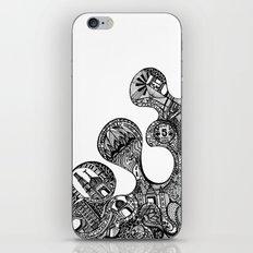 The Desi iPhone & iPod Skin