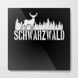 Schwarzwald Metal Print
