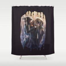 Vanessa & Ethan Shower Curtain