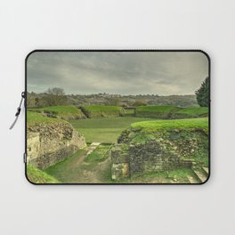 Caerleon Amphitheatre Laptop Sleeve