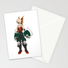Boku no Hero - Bakugou Stationery Cards