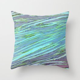 Rotor Throw Pillow