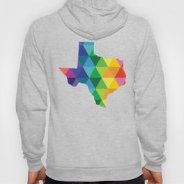 Geometric Galaxy - All the Colors of the Rainbow Hoody