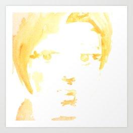 Portrait 149 Art Print