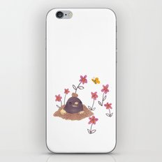 Hello Mole! iPhone & iPod Skin