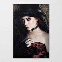 Top Hat Canvas Print