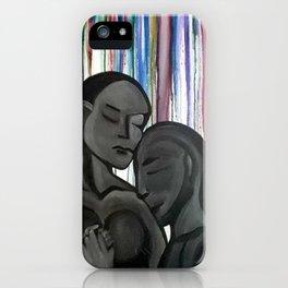 Strangers iPhone Case