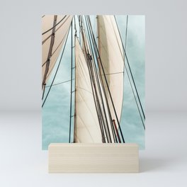Set Sail Mini Art Print