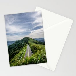 road to heaven Stationery Cards
