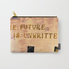 Unwritten... Carry-All Pouch