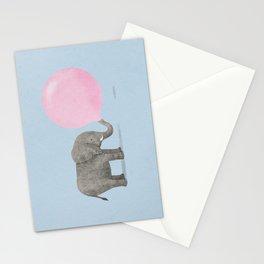 Jumbo Bubble II Stationery Cards