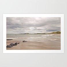 Embleton Bay Art Print