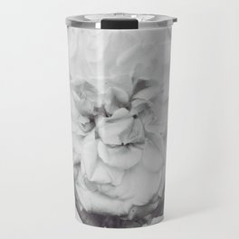 Flower Rose Travel Mug
