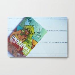 Snotgirl #1 Metal Print
