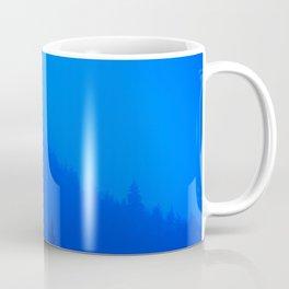 Blue Mist - Kenai Peninsula, Alaska Coffee Mug