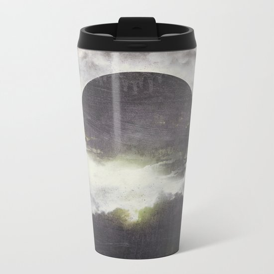 Today is a different day Metal Travel Mug