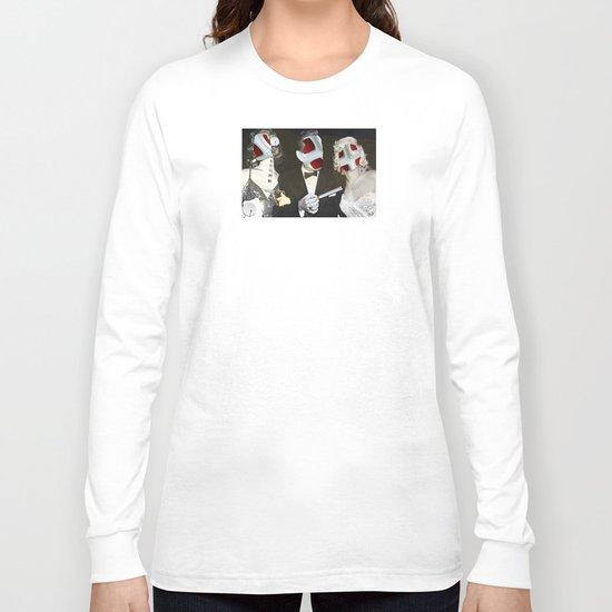Star Mask Long Sleeve T-shirt