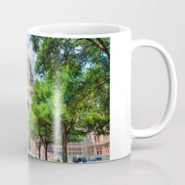 Texas State Capital Coffee Mug