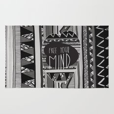FREE YOUR MIND Rug