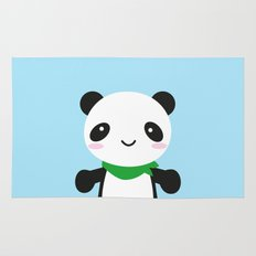 Super Cute Kawaii Panda Rug