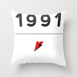 My Story Series (1991) Throw Pillow