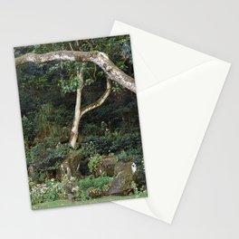 Waimea Valley Oahu Island  Hawaii Stationery Cards