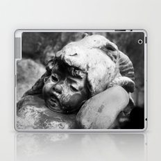 Cherub with Headdress Laptop & iPad Skin