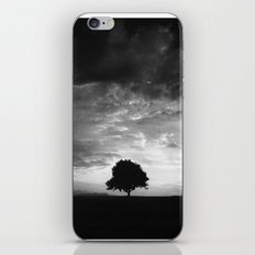 Outlines (IV) - Solitude iPhone & iPod Skin