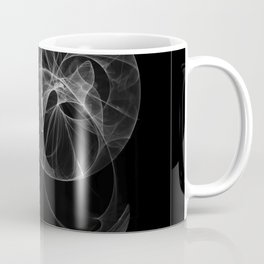 Life's a Dance in Black and White Coffee Mug