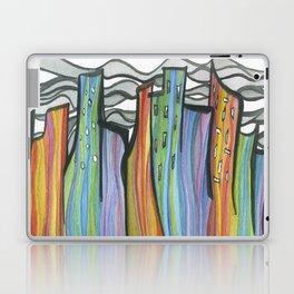 Dancing City Laptop & iPad Skin