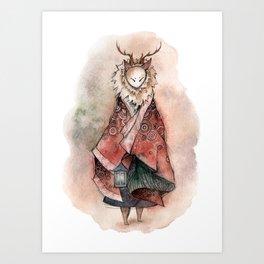 Dawn Keeper Art Print