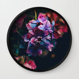 Treasure of Nature I Wall Clock