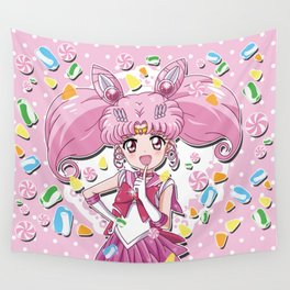 Sailor Candy Wall Tapestry