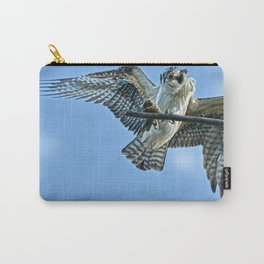 Juvenile Osprey & Sunfish Carry-All Pouch