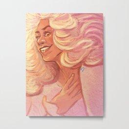 Aphrodite Metal Print