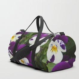 Pansy Duffle Bag