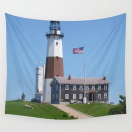 Montauk the end Wall Tapestry