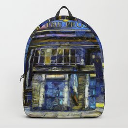 The Prospect Of Whitby Pub Art Backpack
