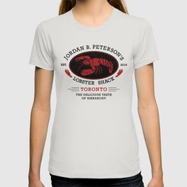 Jordan Peterson - Lobster Shack 2 T-shirt