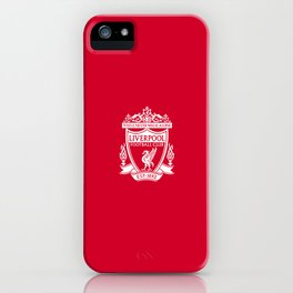 Simple LFC Tribute iPhone Case