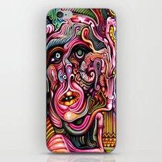Inner Squirmoil iPhone & iPod Skin