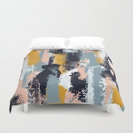 Amelia Abstract Duvet Cover