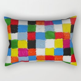 oreiller zébra Rectangular Pillow
