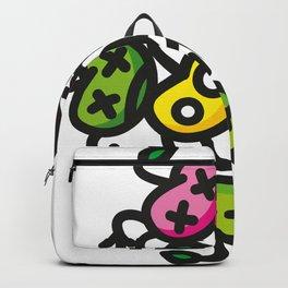 apple color crazy Backpack