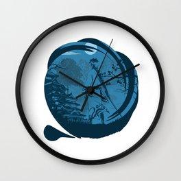 Gin Circle Wall Clock
