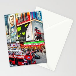 Times Square II Special Edition III Stationery Cards