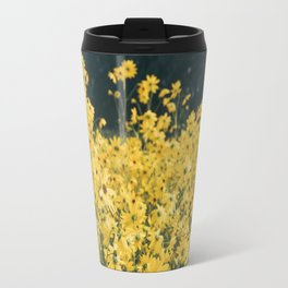 Daisies For Days Travel Mug