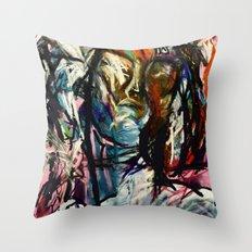 Insomnia 1 Throw Pillow